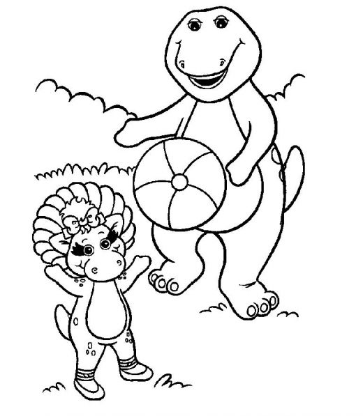 printable barney coloring pages,printable,coloring pages