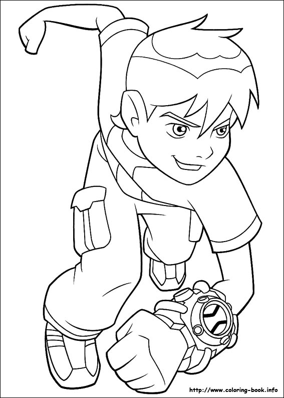 ben-10 coloring pages,printable,coloring pages