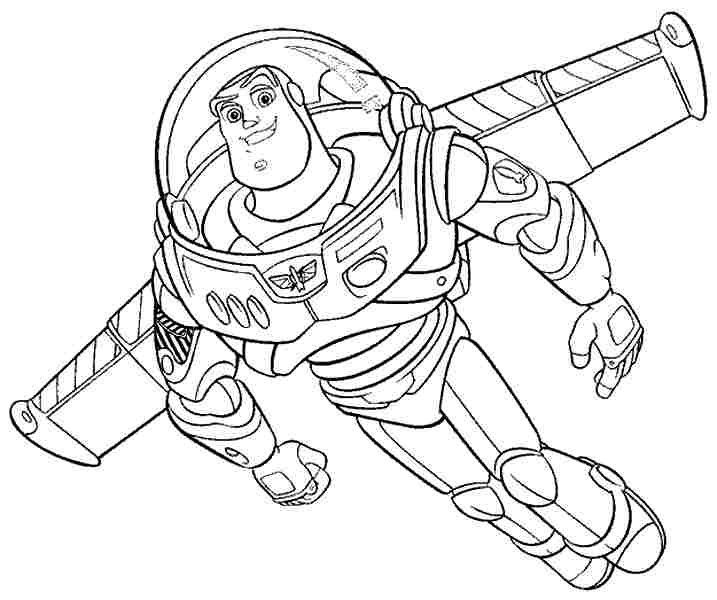 printable pictures of buzz-lightyear page,printable,coloring pages