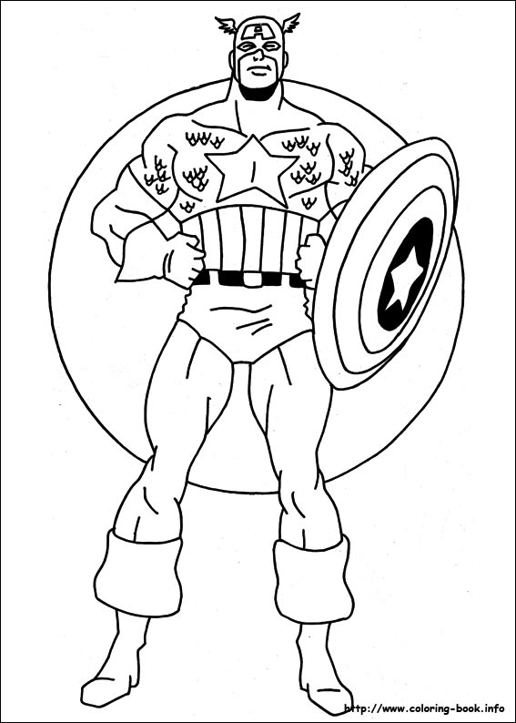 captain-america coloring pages,printable,coloring pages
