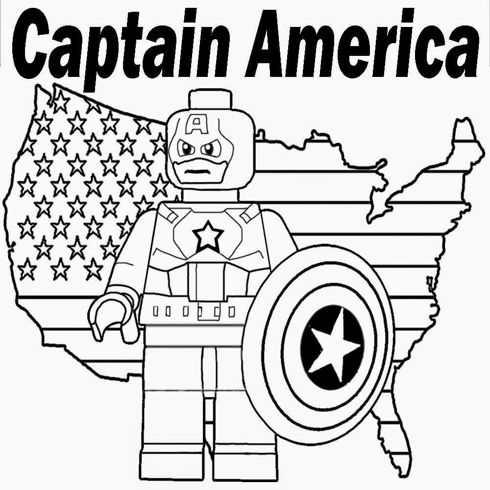 16 printable captain america coloring pages print color craft