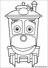 chuggington coloring pages 12,printable,coloring pages