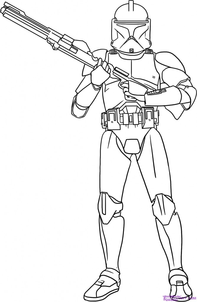 clone-trooper coloring pages,printable,coloring pages