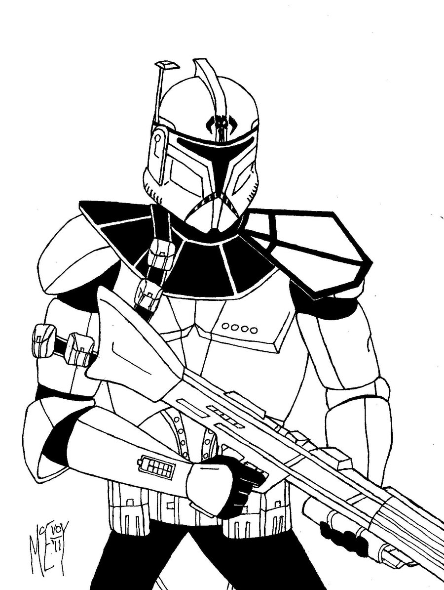 clone-trooper coloring pages for kids,printable,coloring pages