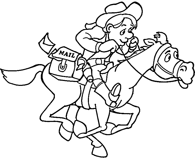cowboy coloring pages 11,printable,coloring pages