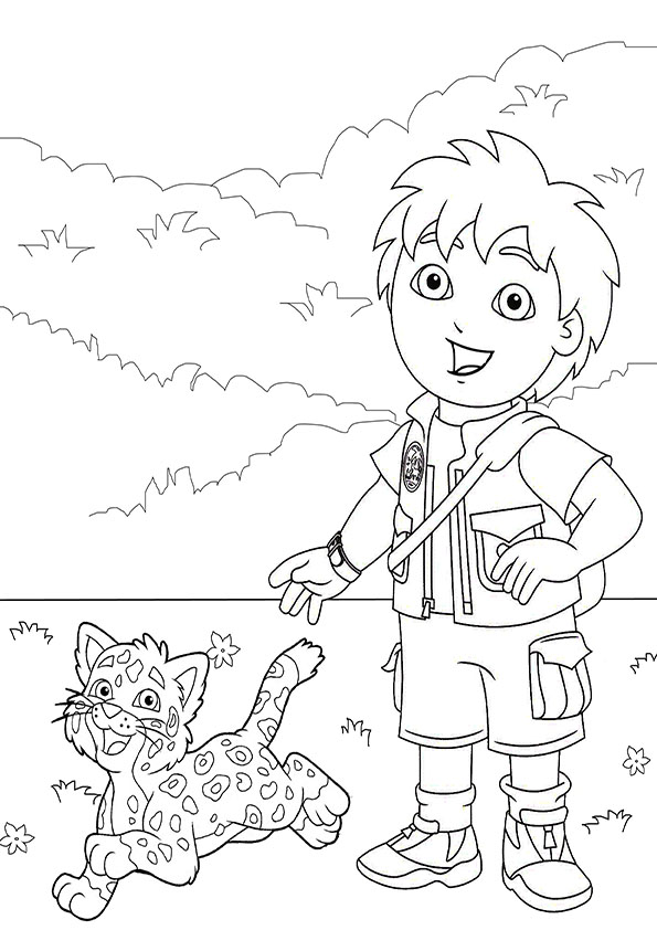 diego coloring pages 11,printable,coloring pages