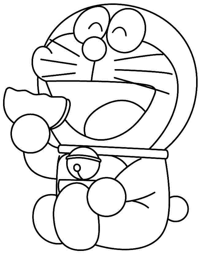 doraemon coloring pages for kids,printable,coloring pages