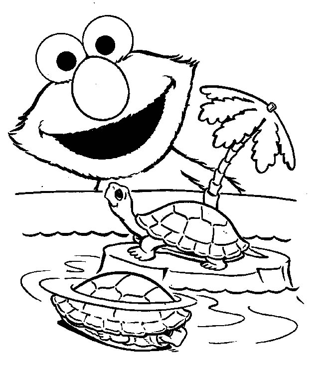 coloring pages of elmo,printable,coloring pages