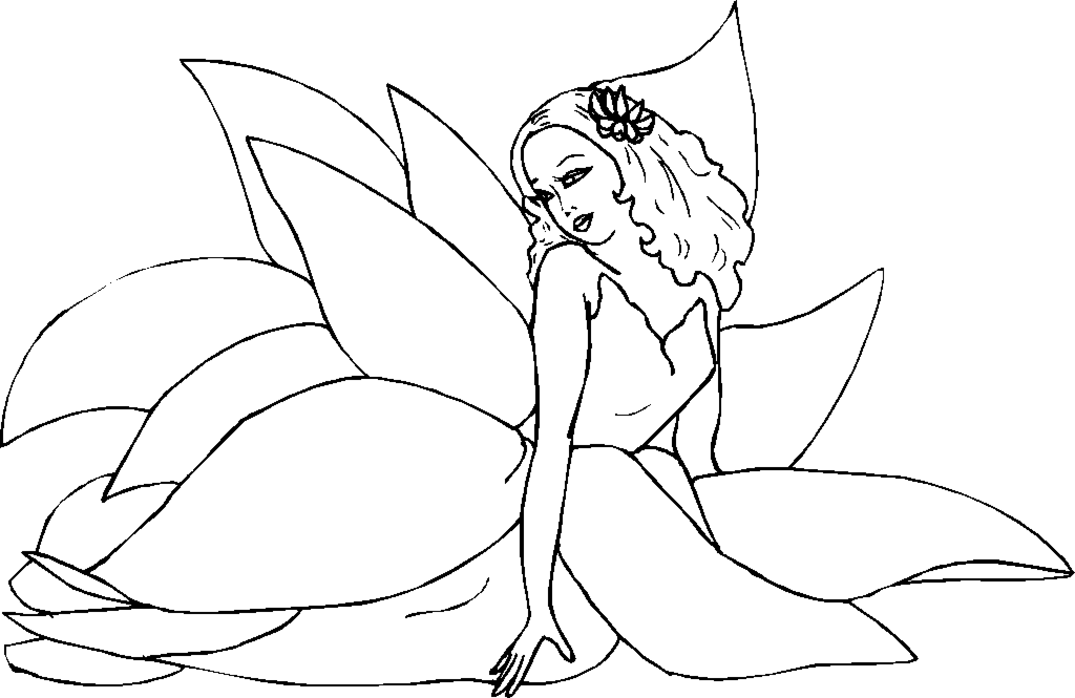 fairy coloring pages 14,printable,coloring pages