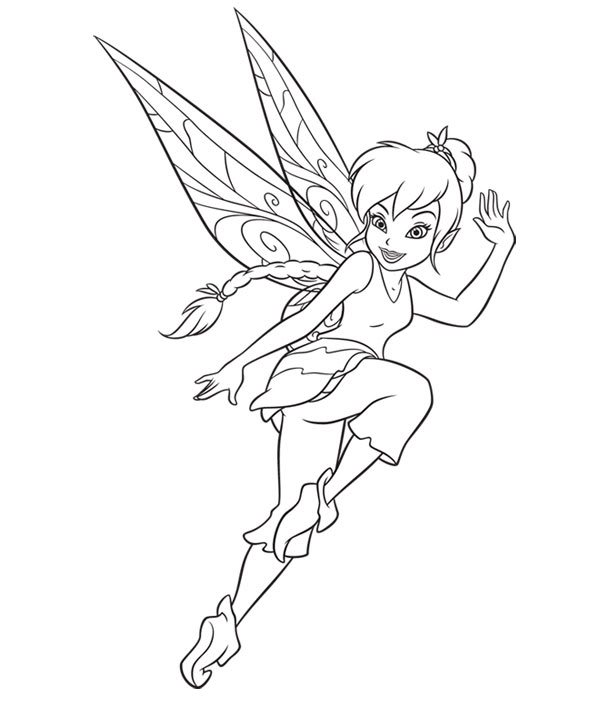 kids coloring pages fairy,printable,coloring pages