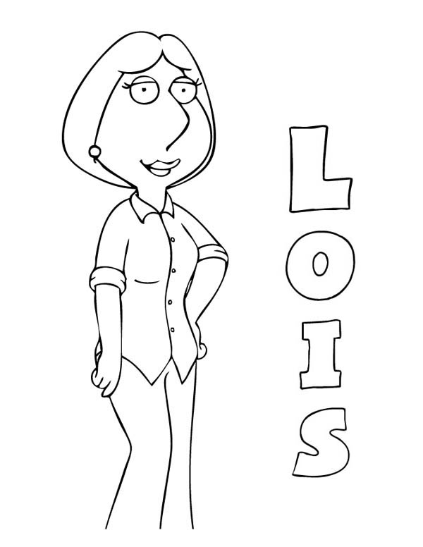 family-guy coloring pages 11,printable,coloring pages