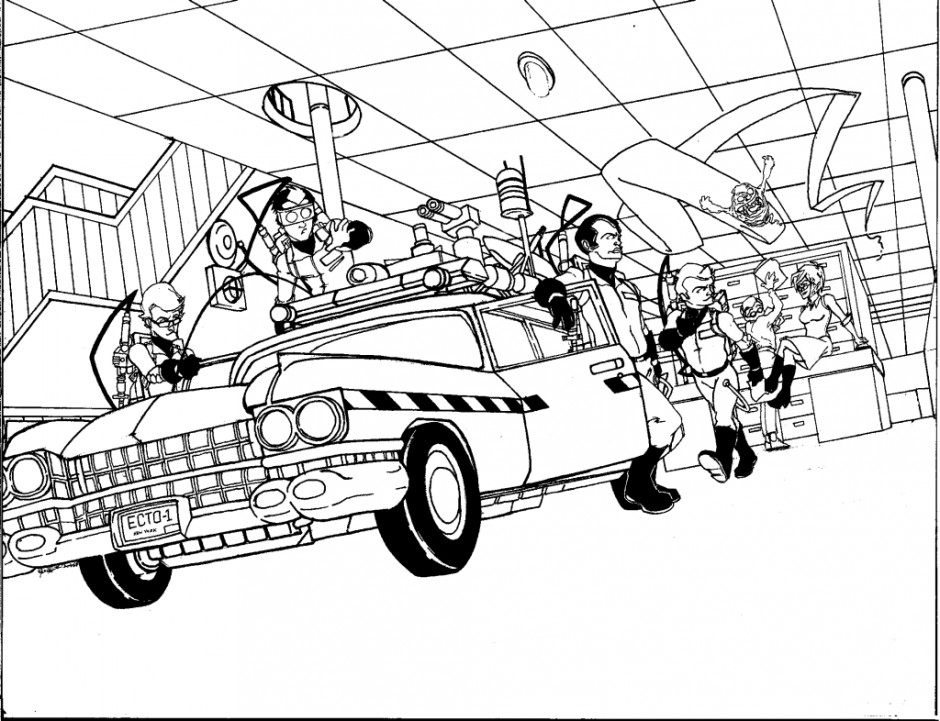ghostbusters coloring pages 12,printable,coloring pages