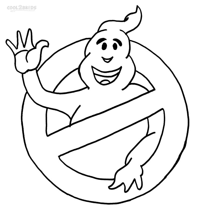 ghostbusters coloring pages for kids,printable,coloring pages