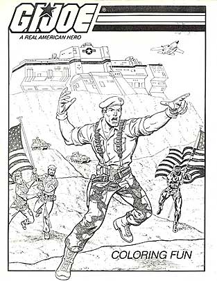 10 Printable Pictures Of Gi Joe Page