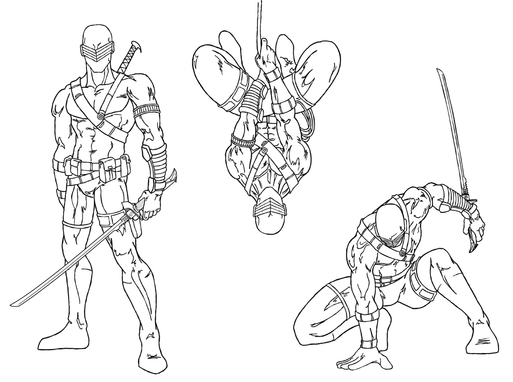 Line Art Là Gì : Printable pictures of gi joe page print color craft