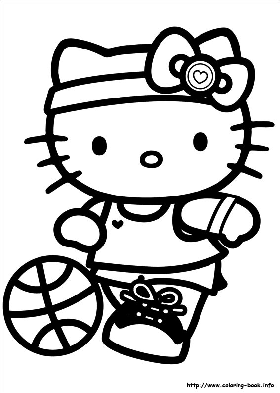 hello-kitty coloring pages,printable,coloring pages