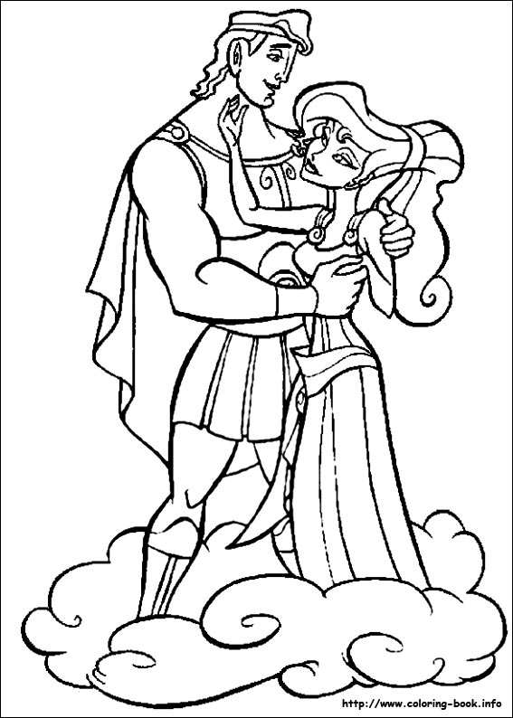 coloring pages of hercules,printable,coloring pages