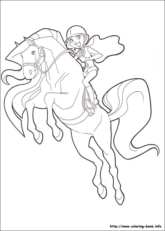 coloring pages of horseland,printable,coloring pages