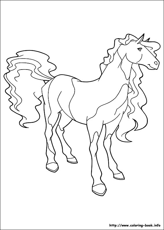 coloring pictures horseland,printable,coloring pages
