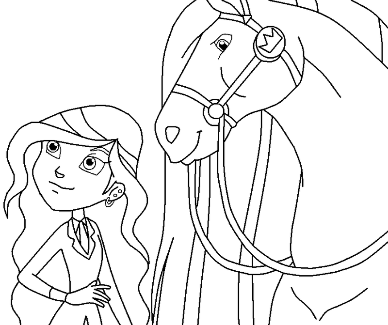 horseland coloring pages 11,printable,coloring pages