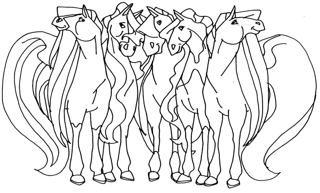 horseland coloring pages 14,printable,coloring pages