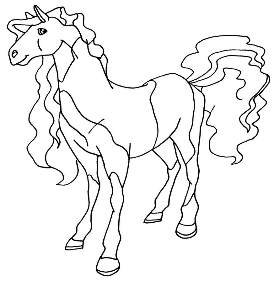 horseland coloring pages for kids,printable,coloring pages