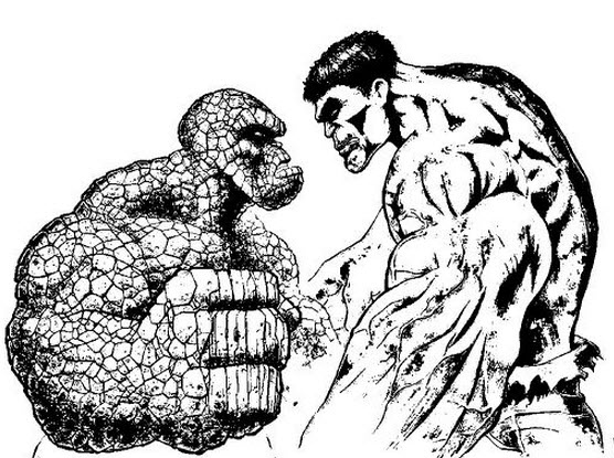 12 Hulk Coloring Pages For Kids Print Color Craft Print Color