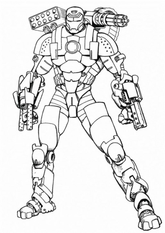coloring pages of iron-man,printable,coloring pages