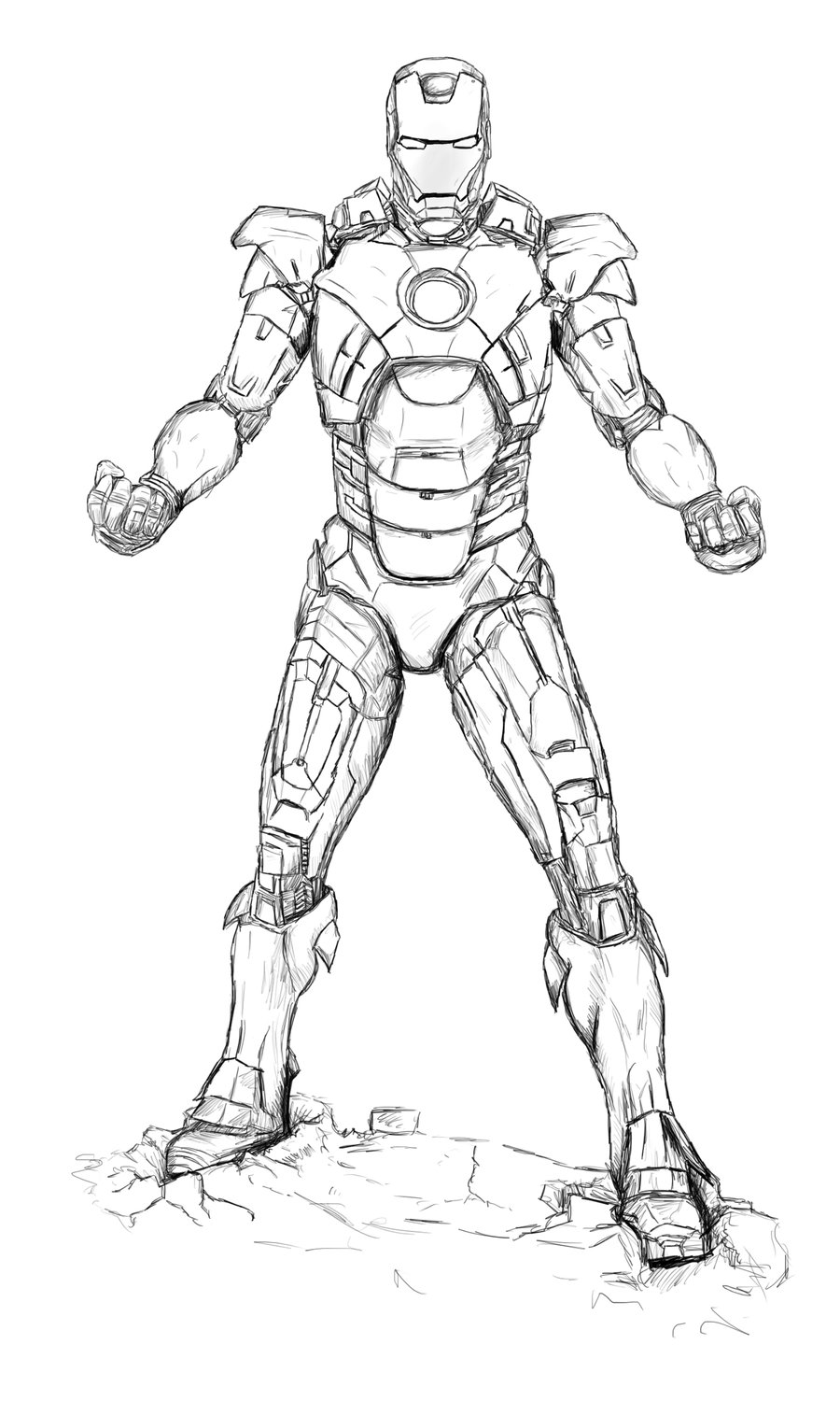 13 printable iron man coloring pages | Print Color Craft