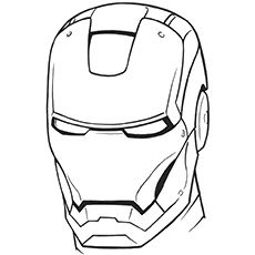 printable pictures of iron-man page,printable,coloring pages
