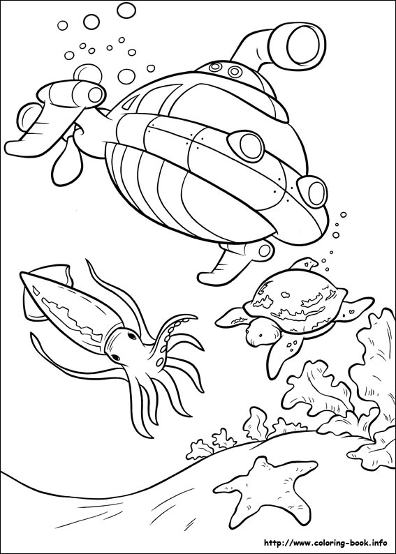 little-einsteins coloring pages,printable,coloring pages