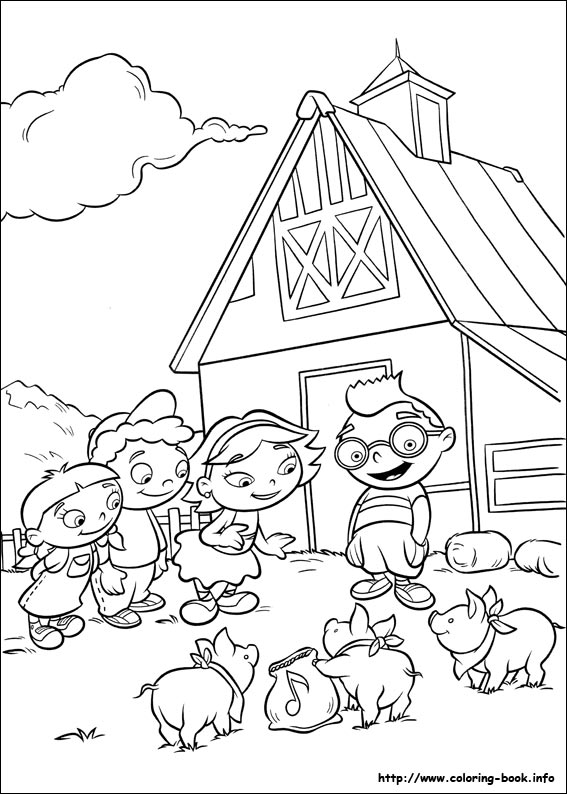 little-einsteins coloring pages 15,printable,coloring pages