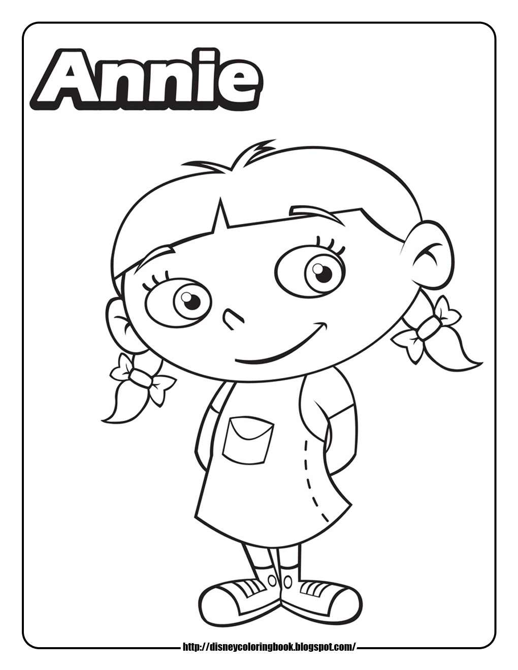 printable pictures of little-einsteins page,printable,coloring pages