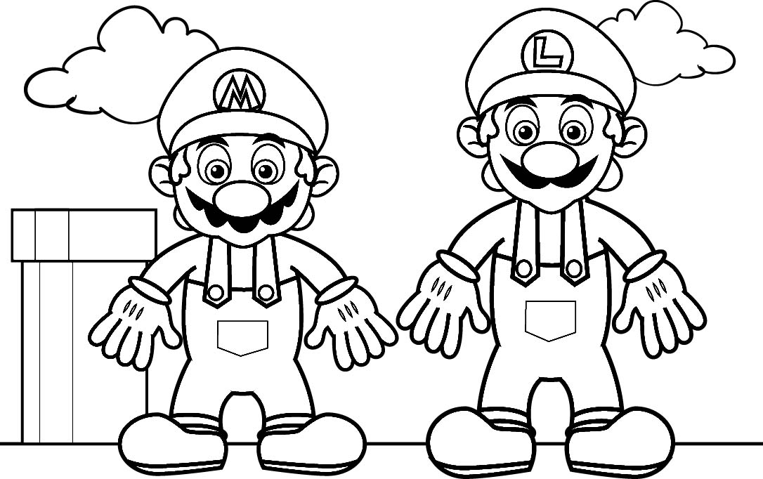 mario coloring pages 13,printable,coloring pages