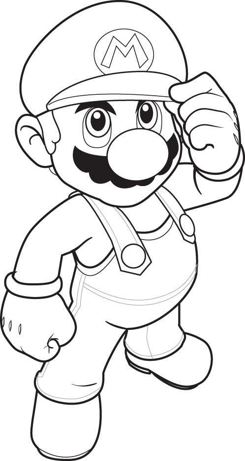 mario coloring pages printable,printable,coloring pages