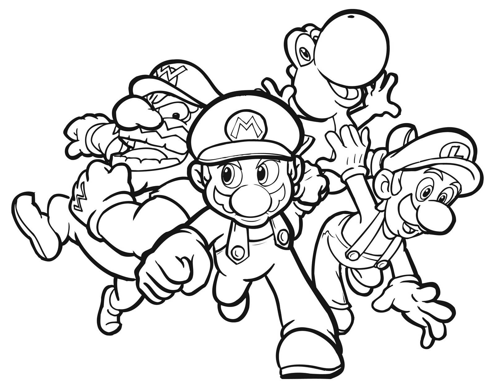 printable mario coloring pages,printable,coloring pages