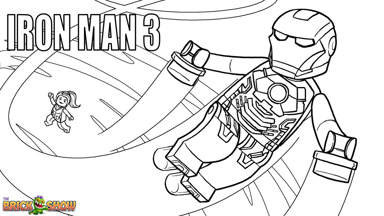13 marvel coloring page | Print Color Craft