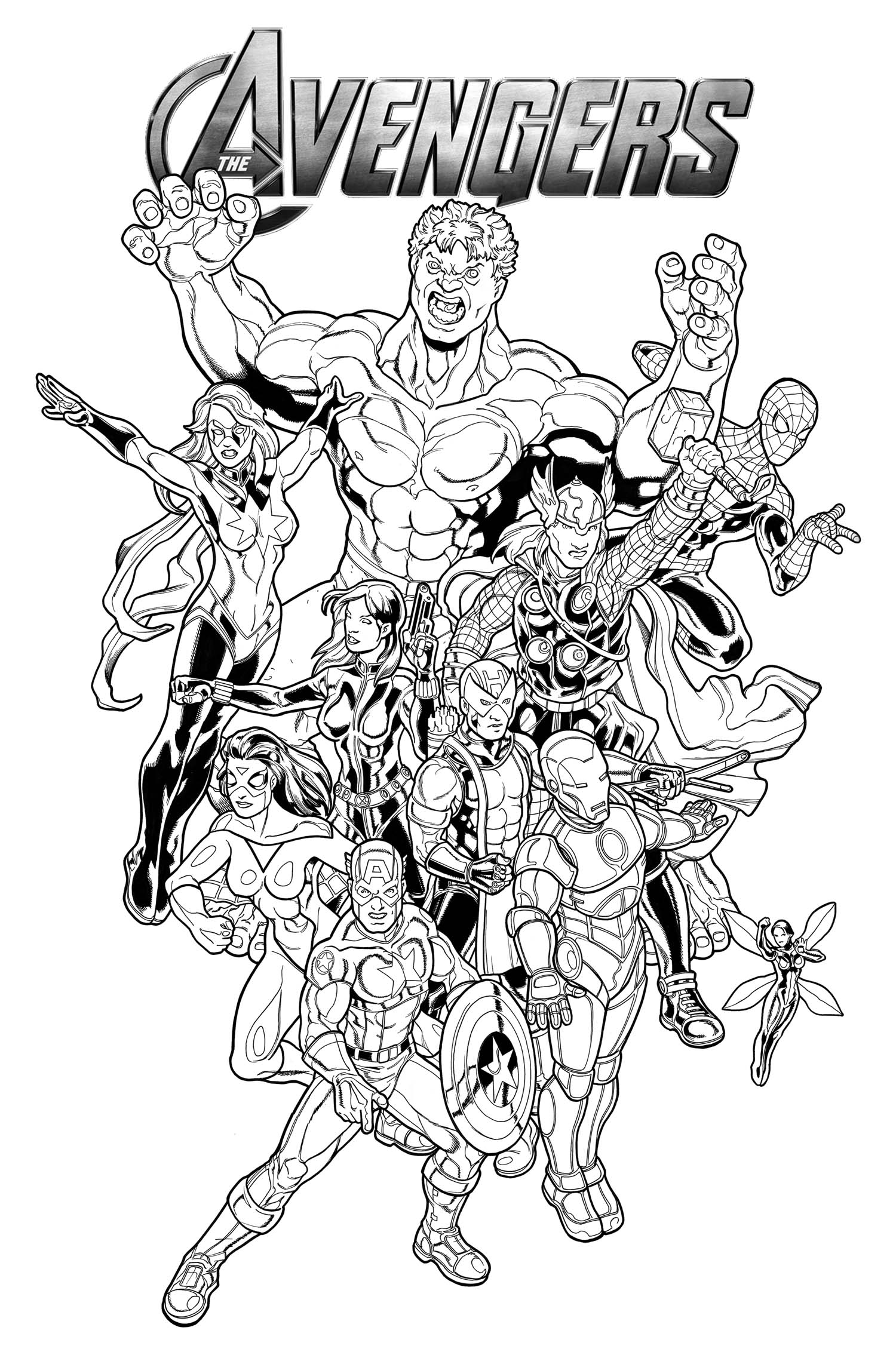 marvel coloring pages 12,printable,coloring pages