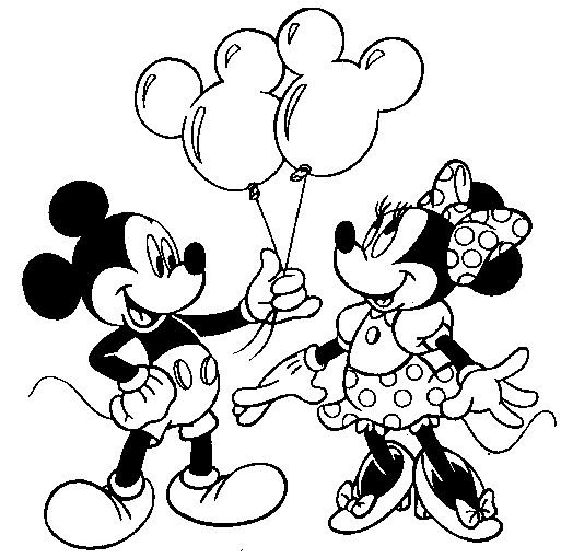 Mickey Mouse Coloring Pages To Print 14 Mickey Mouse Coloring Page  Print Color Craft