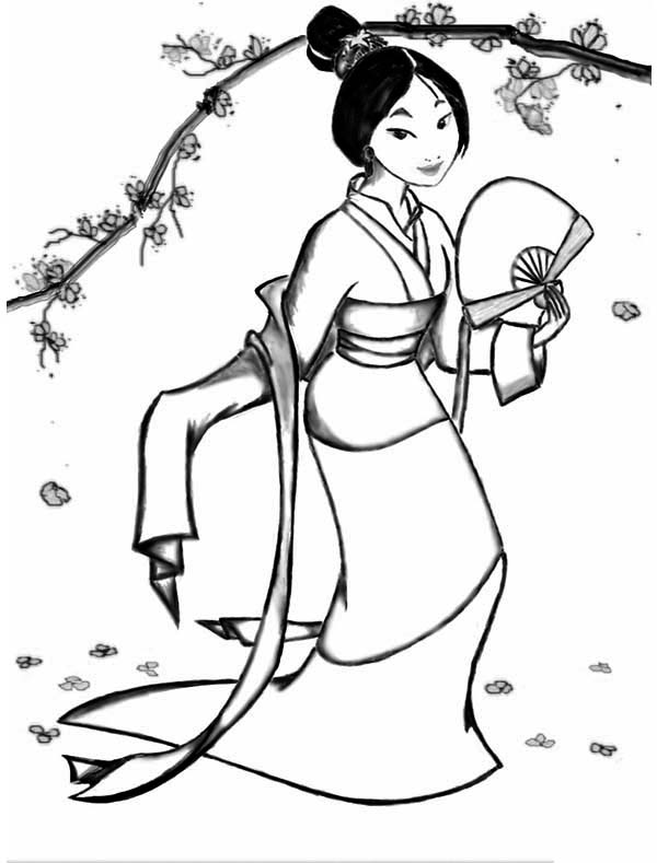 printable mulan coloring pages,printable,coloring pages