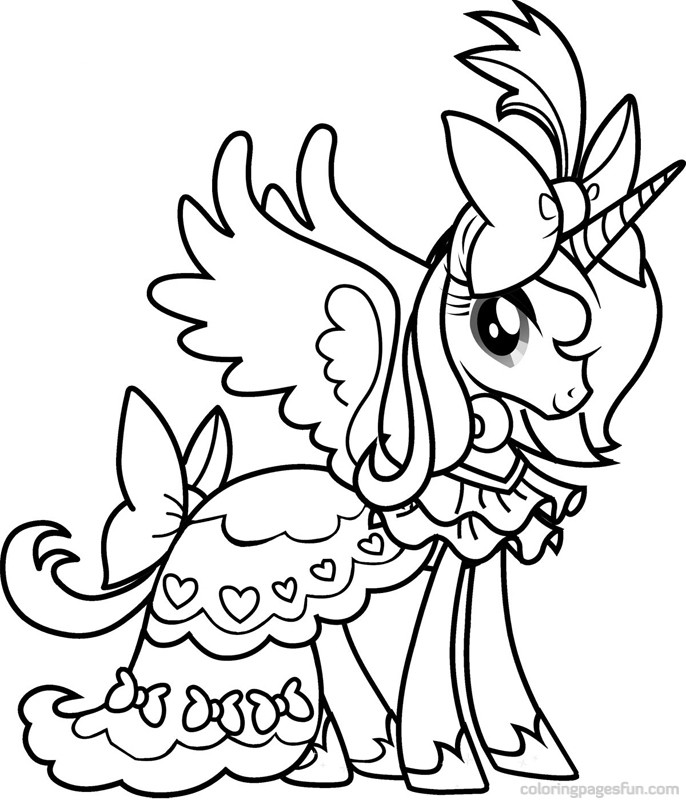 15 coloring pages of my little pony print color craft for My little pony print out coloring pages