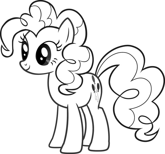 my-little-pony coloring page to print,printable,coloring pages