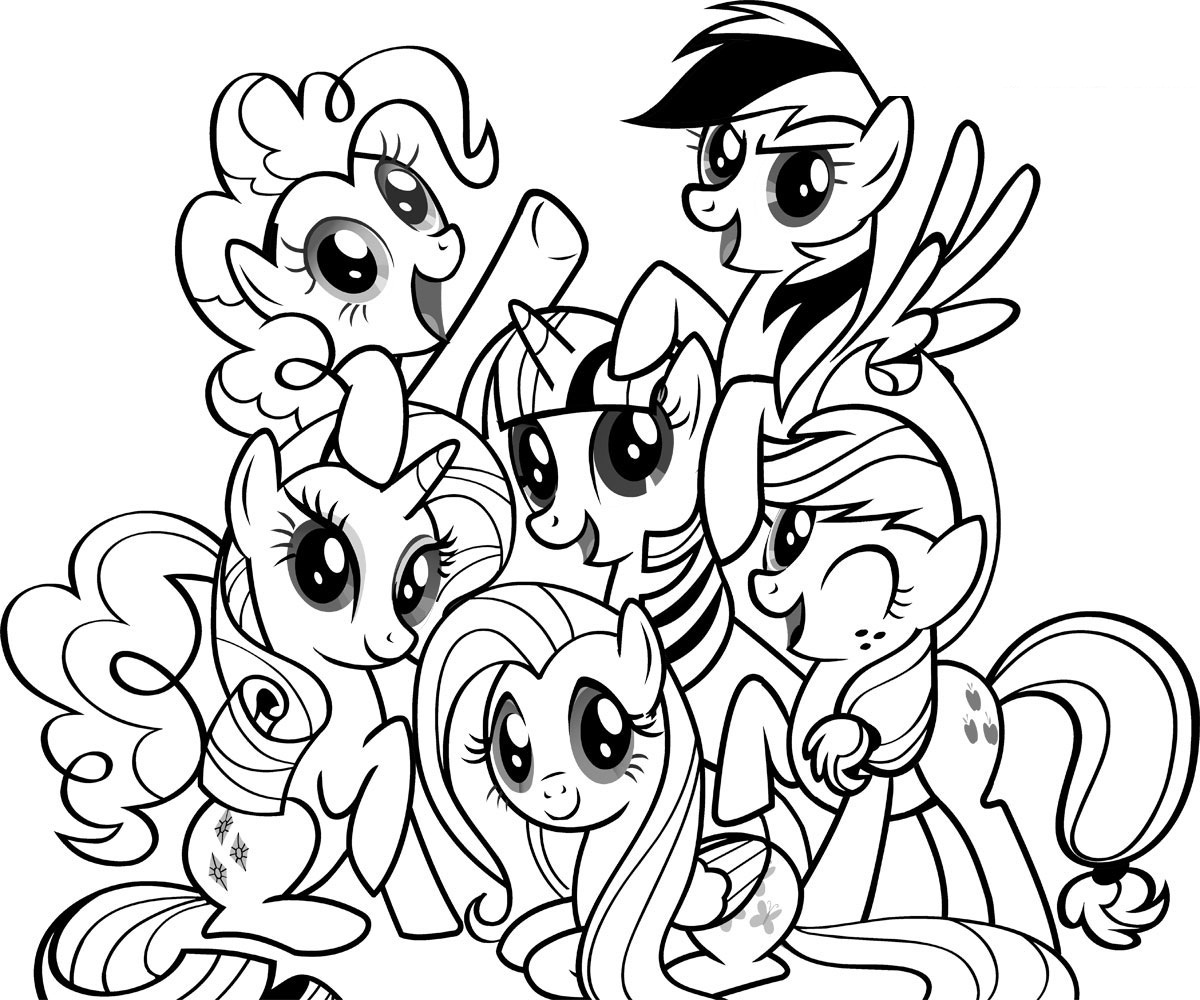 my-little-pony coloring pages 11,printable,coloring pages