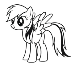 my-little-pony coloring pages 13,printable,coloring pages
