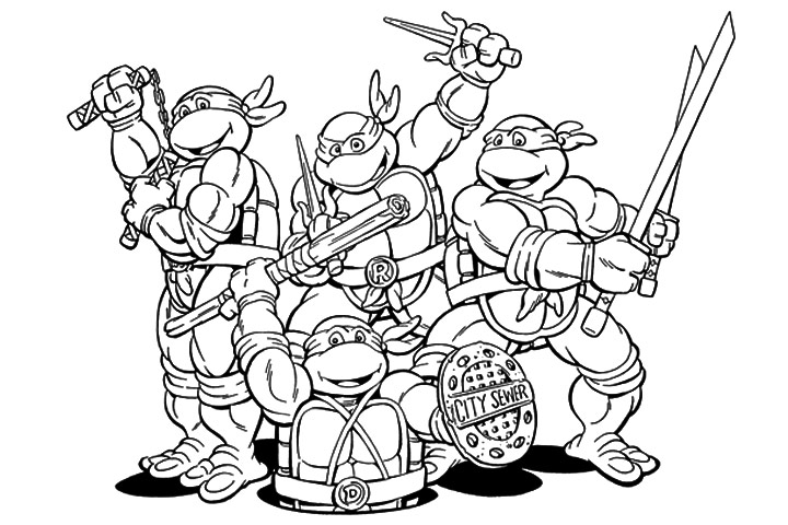 printable pictures of ninja-turtles page,printable,coloring pages