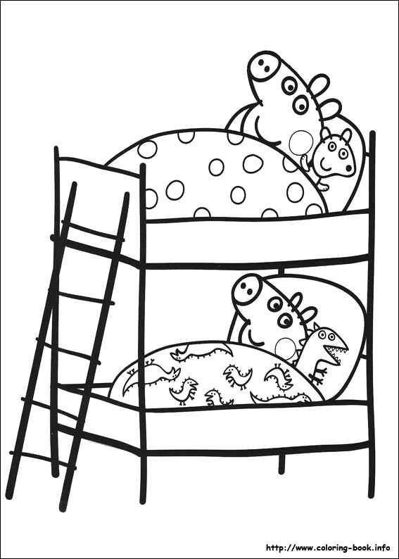 printable pictures of peppa-pig page,printable,coloring pages