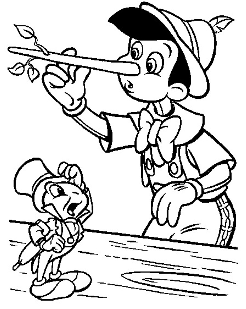 pinocchio coloring pages 13,printable,coloring pages