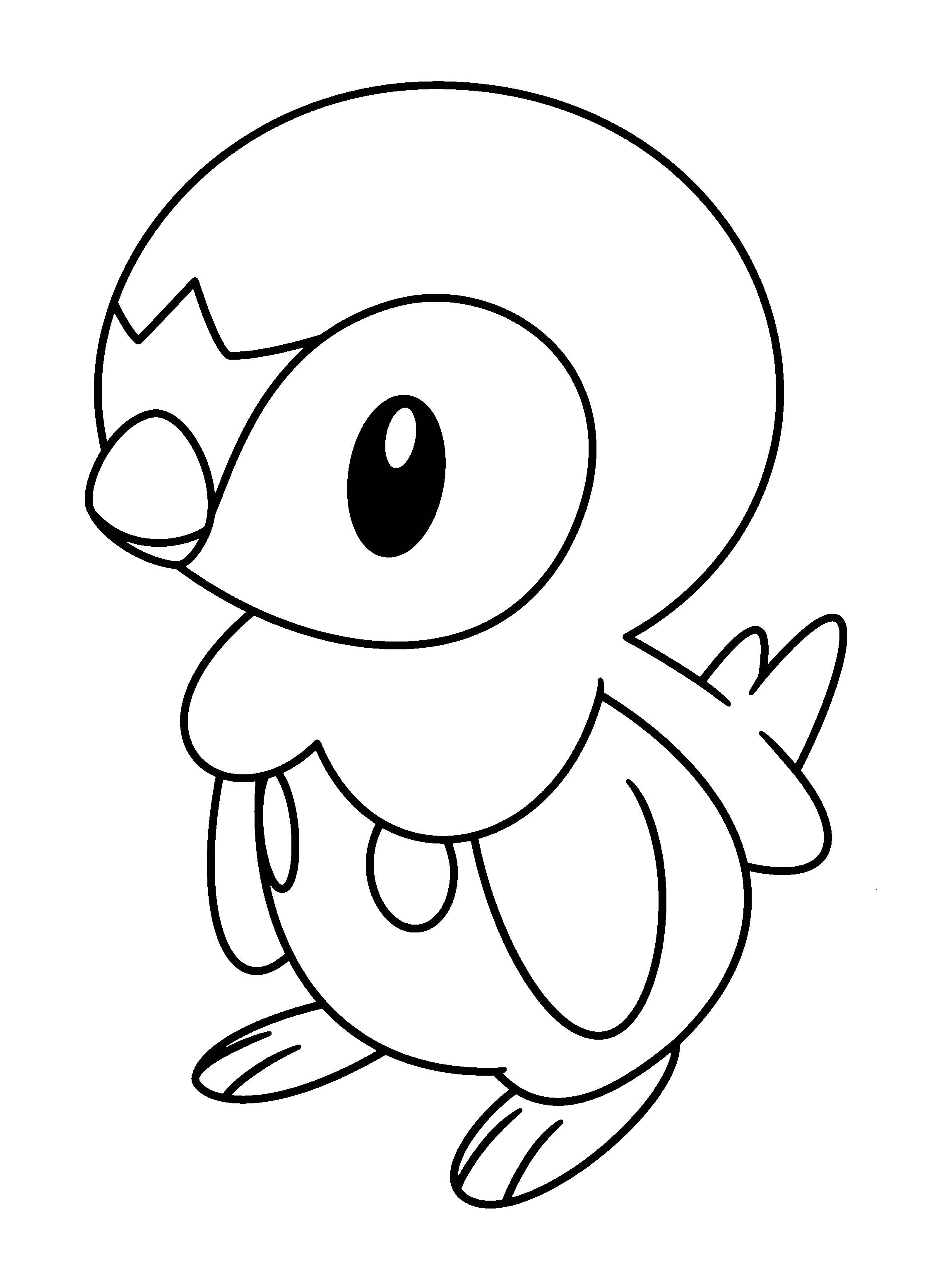 Coloring Sheet Pokemon : 10 coloring pages of pokemon Print Color Craft
