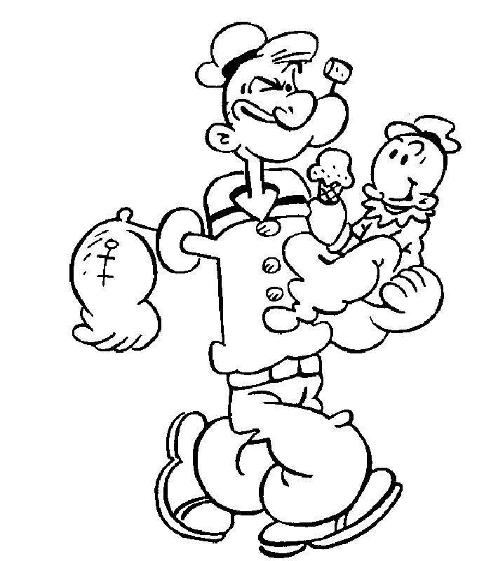 princess and the pea coloring page. kids coloring pages popeye,printable,coloring princess and the pea page n