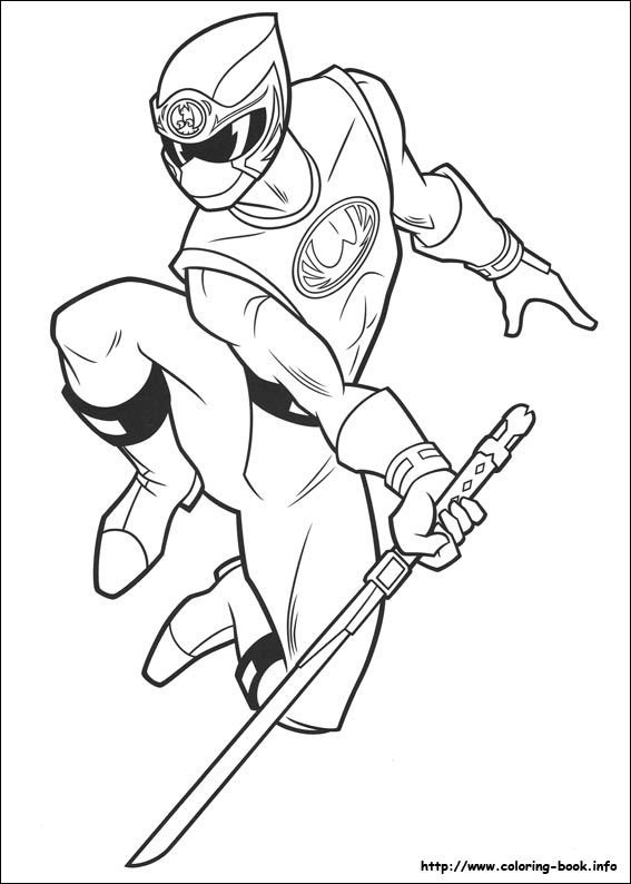 coloring pages of power-rangers,printable,coloring pages